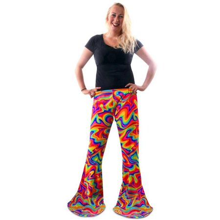 Ibiza Toppers 70's dames broek