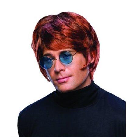 Feestpruik Elton John