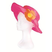 Hoed flower power