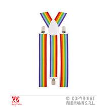 Bretel rainbow