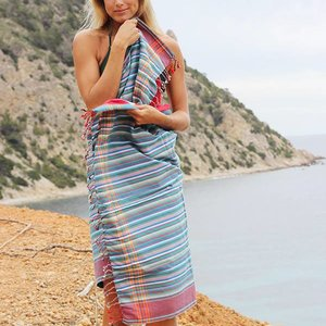 Mycha Ibiza Kikoy strandlaken Ses Salines