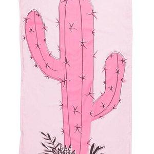 Mycha Ibiza Kikoy strandlaken cactus roze