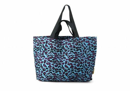 Leopard print tassen