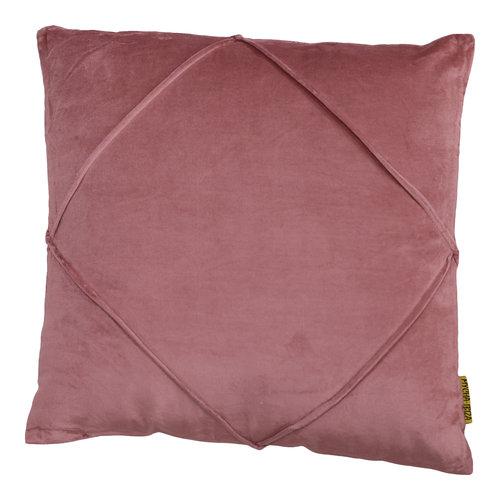Mycha Ibiza Sierkussen Dori katoen 60x60 Roze