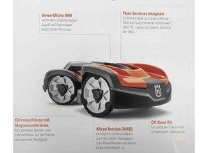 Husqvarna® Automower 535 AWD