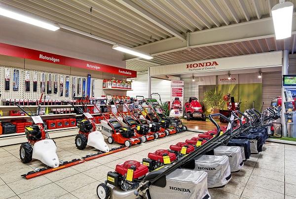 Unser Geschäft in Lößnitz innen