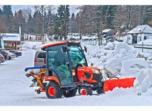 Kubota Kompakttraktor  Kubota BX 231