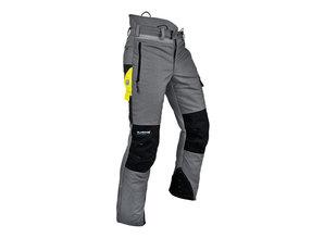 Pfanner Pfanner Ventilation Schnittschutzhose in Farbe grau-Sonderposten