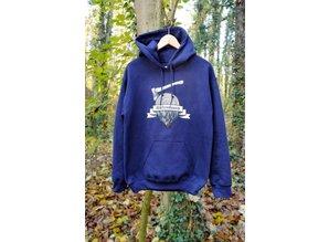 Kiefernrausch Sweatshirt in schönem navy-blau