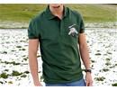 Kiefernrausch Poloshirt dunkelgrün