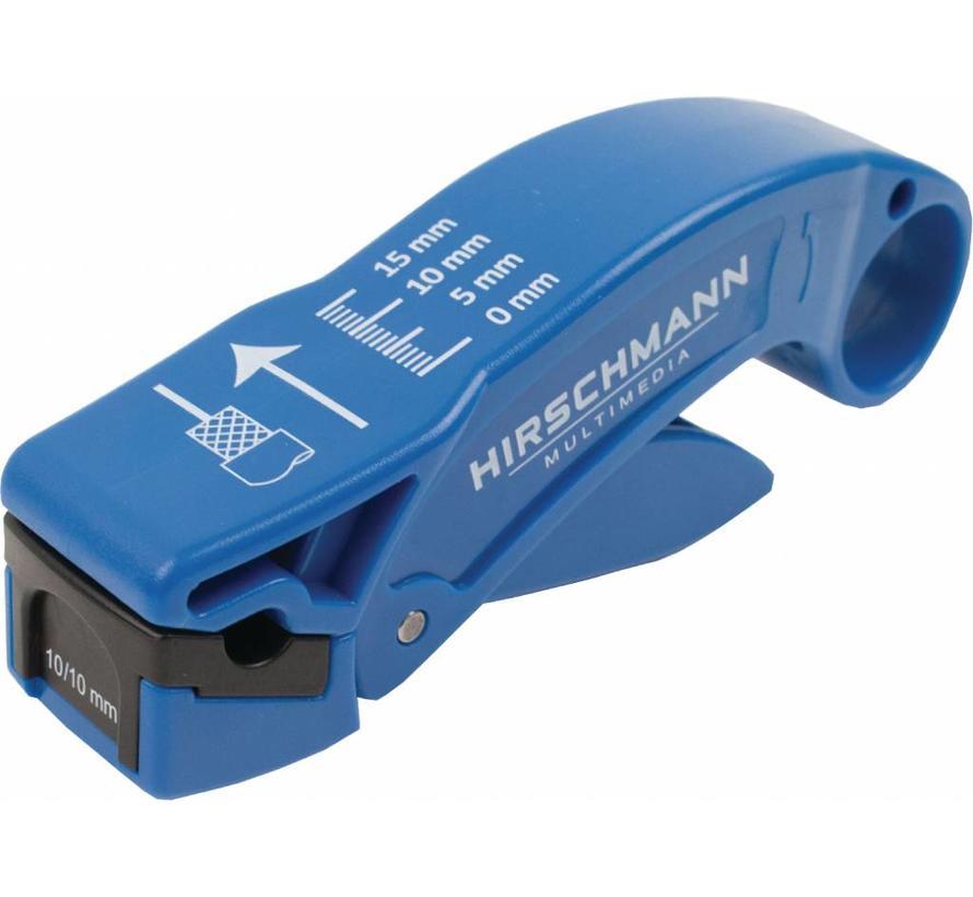Hirschmann Kabelstripper CST 5 striptang