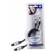HQ Digitale audiokabel TosLink Male - TosLink Male 1.5 m