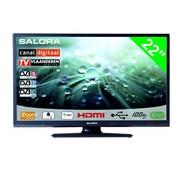 """Salora Salora 22"""" LED 9109 DVB C/T(2)/S-S2"""