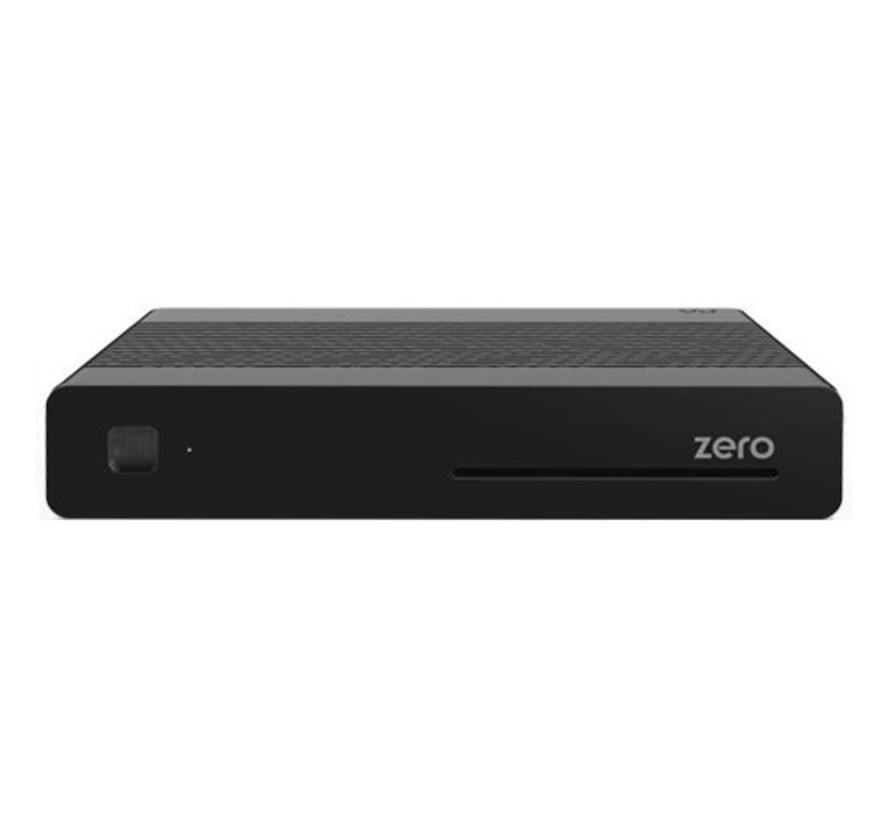 VU+ Zero V2 - kleur: zwart