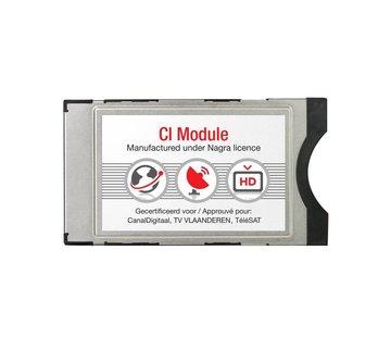 M7 Canal Digitaal en TV Vlaanderen CI+ module