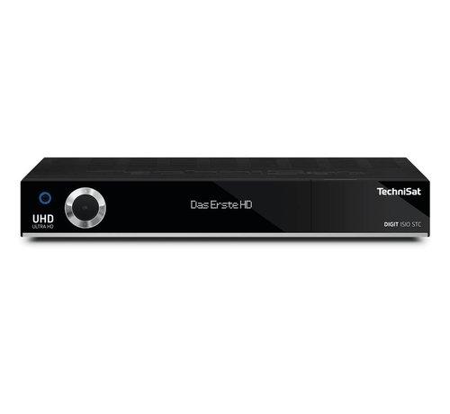 Technisat Technisat DIGIT ISIO STC Ultra HD 4K kleur zwart