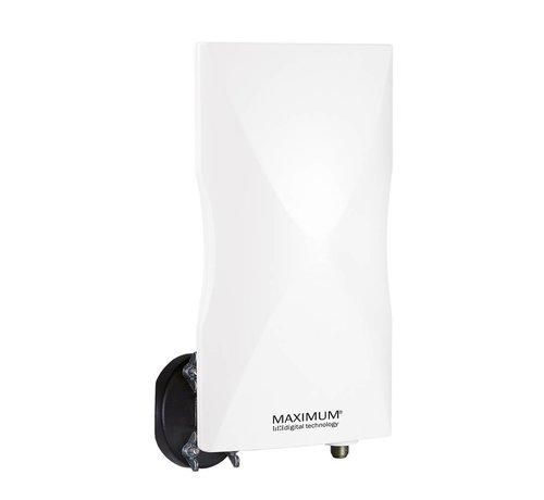 Maximum Maximum DA 6100 LTE 4G ready DVB-T(2)/DAB+ outdoor 20dB