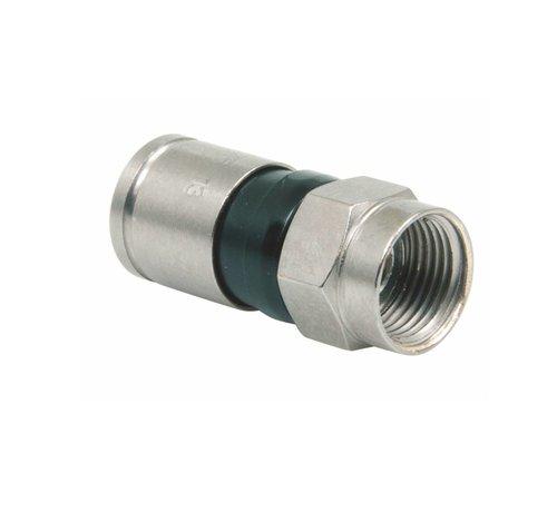 PPC compressie F-connector EX6-49/83