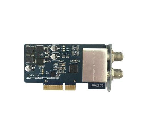 Dream Multimedia Dreambox DVB-S2X-MS MultiStream TWIN Tuner