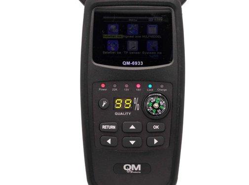 QM HD satfinder