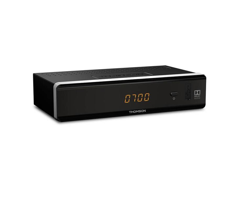 Thomson THT 712 DVB-T2 HEVC 265 HD met display