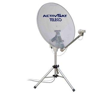 Teleco Teleco Activsat Smart Transparant 65cm TWIN