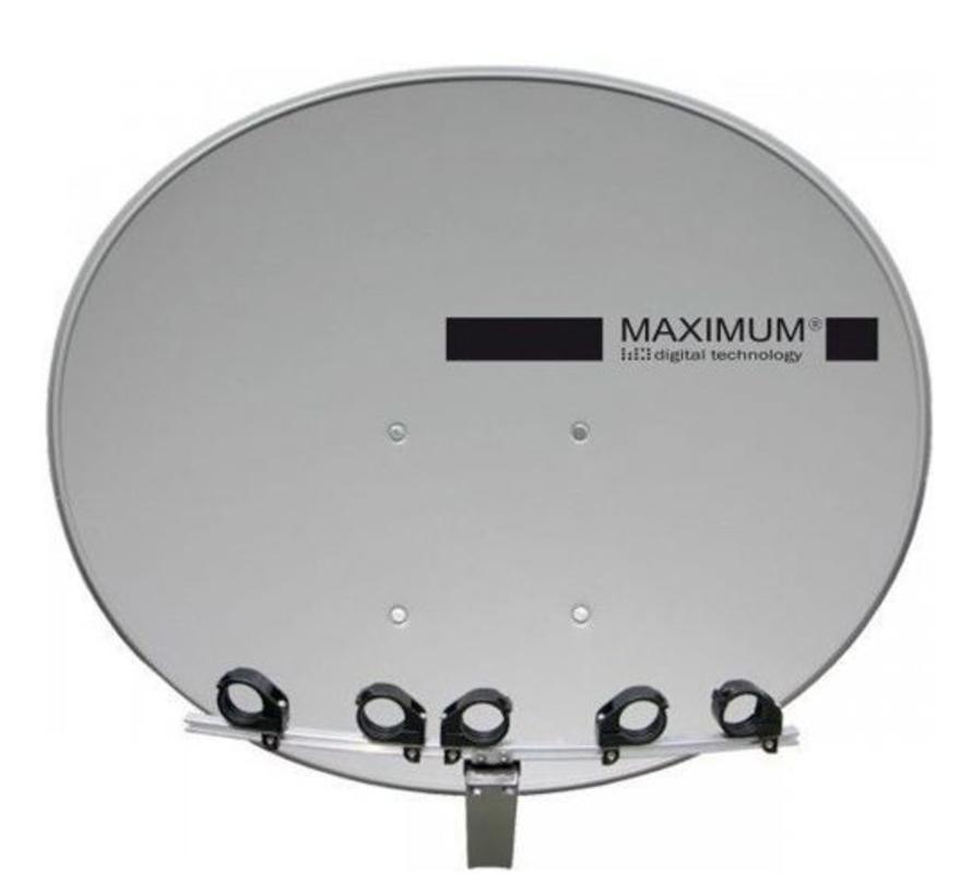 Maximum E-85 48° multifocus schotel - single packed