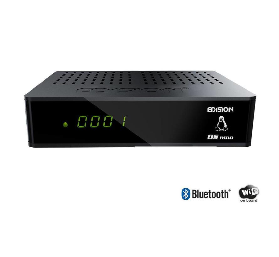 Edision OS Nino+ DVB-S2 en DVB-T2/C