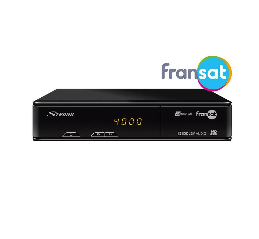 Strong SRT 7405 FranSat incl. smartcard