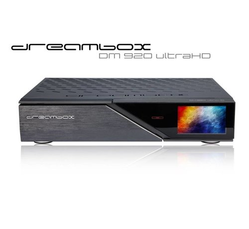 Dream Multimedia Dreambox DM920 UHD