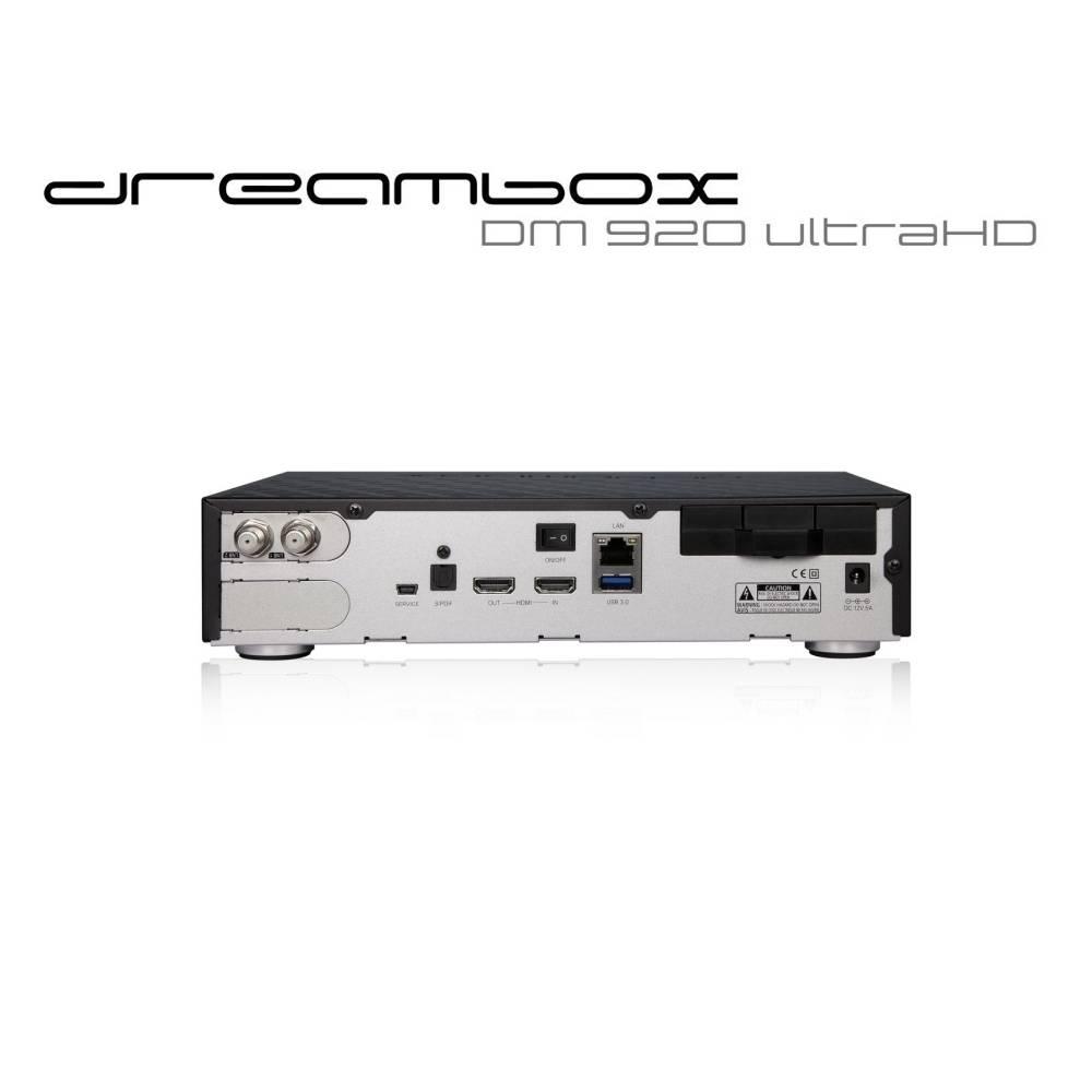 Dream Multimedia Dreambox DM920 UHD