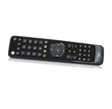 VU+ VU+ extra afstandsbediening 2 in 1 kleur zwart