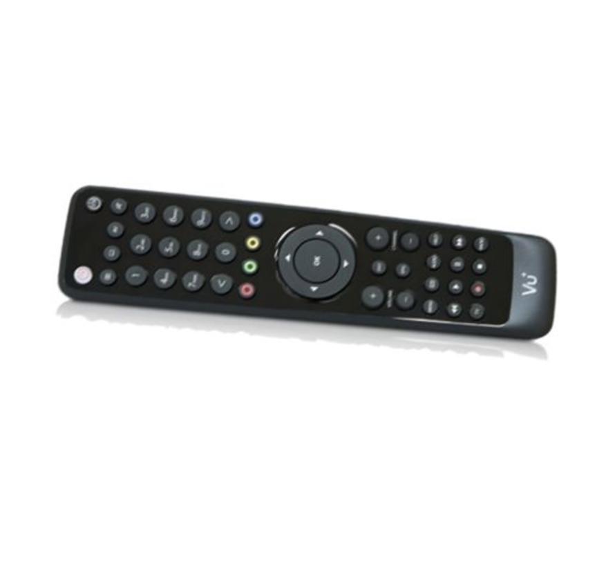 VU+ extra afstandsbediening 2 in 1 kleur zwart