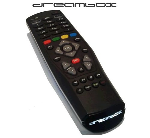 Dream Multimedia Dreambox extra afstandsbediening RC-10