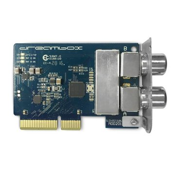 Dream Multimedia Dreambox DVB-C/T2 DUAL (TWIN) tuner