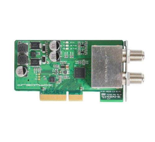 Dream Multimedia Dreambox DVB-S2 DUAL (TWIN) tuner