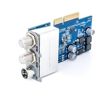 Dream Multimedia Dreambox Triple Hybrid Tuner (2 x DVB-S/S2X / 1 x DVB-C/T/T2)