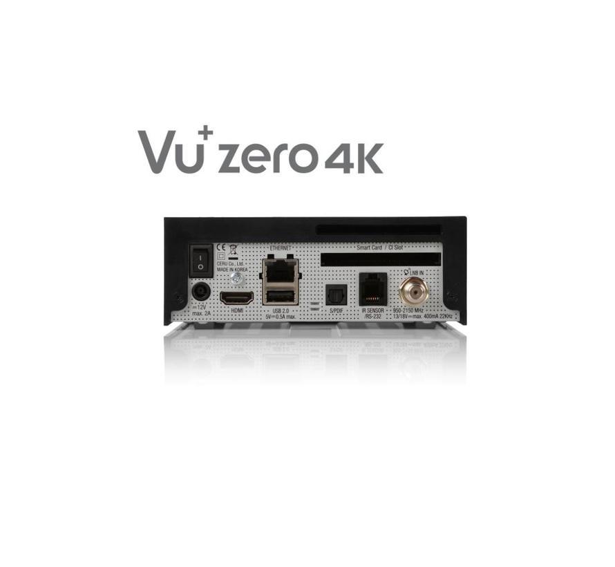 VU+ Zero 4K  - DVB-T2/C