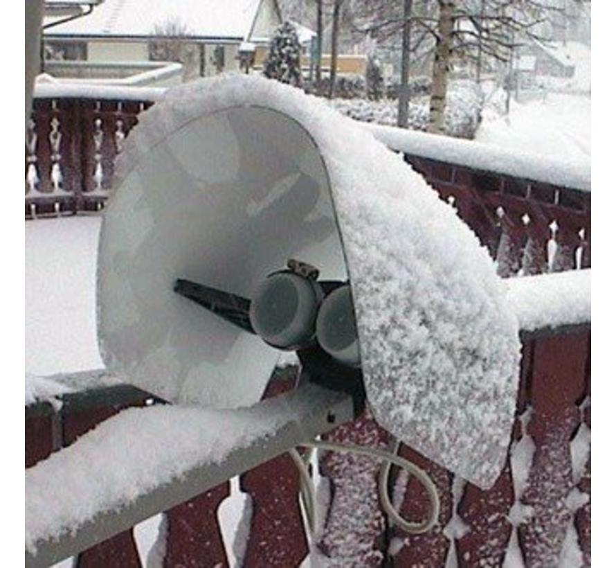 LNB Regen/Sneeuw beschermkap 17cm