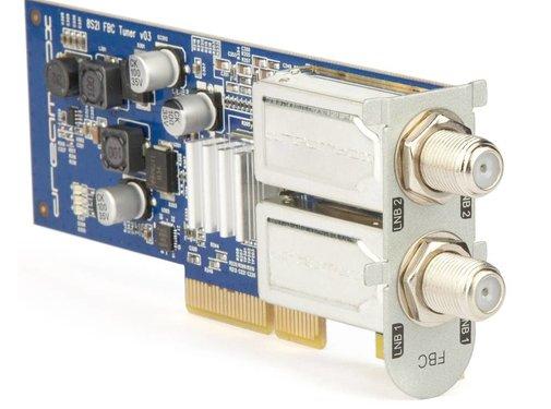 Dream Multimedia Dreambox DVB-S2X-MS MultiStream FBC twin tuner