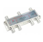 Triax Triax SCS-6 signaal splitter 6 voudig 5-2400Mhz
