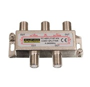 Konig Konig signaal splitter 4 voudig 5-2400Mhz