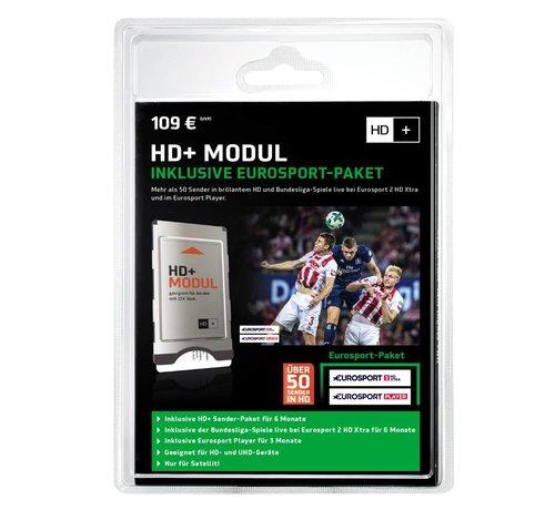 HD+ HD+ module CI+ en smartcard 6 maanden met Eurosport