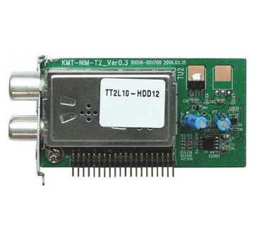 Formuler Formuler DVB-C/T/T2 single tuner voor F1
