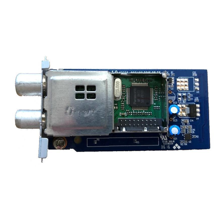 Formuler Tuner DVB-C/T2 voor F4 Turbo