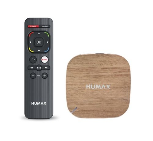 Humax Humax TV+ H3 mediaplayer