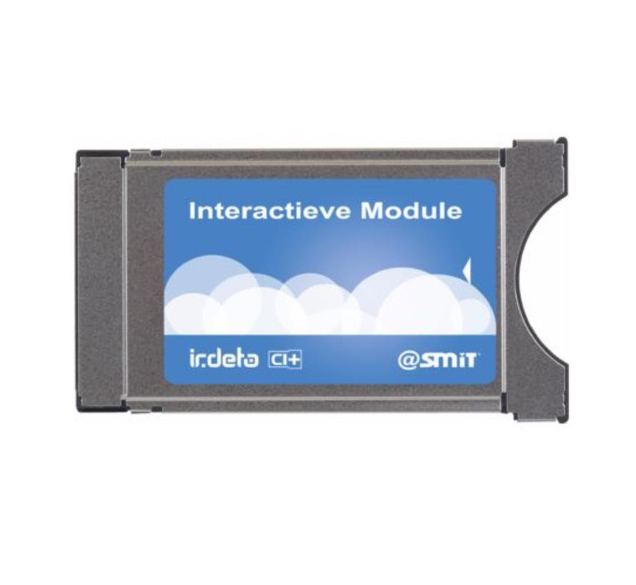 Ziggo CI+ module SMiT Interactief 1.3
