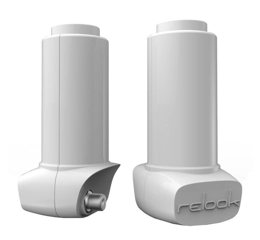 Relook RE-S1EC Single Slim Feed Easy Connect LNB