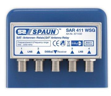 Spaun Spaun SAR 411 DiSEqC 2.0 switch 4/1