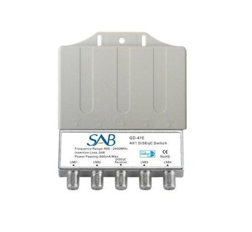 SAB SAB DiSEqC 4/1 switch
